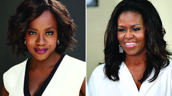 Viola Davis is set to portray Michelle Obama in First Ladies, a one-hour White House drama that has been put ...