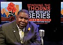 "A new webcast from Portland NAACP President E.D. Mondaine's addresses a rising tide of bigotry and promotes the NAACP's upcoming gala ""Removing the Thorns of Racism in the City of Roses."""
