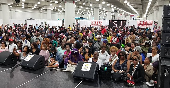 The 2019 Circle of Sisters Expo is taking place at the Jacob Javits Convention Center Saturday, Sept. 7. Doors open ...