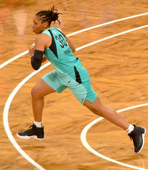 Already eliminated from post-season, the New York Liberty are playing for pride the final games of the season.