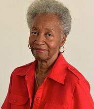 Annie Robinson, 84, has three great-grandboys and three great-grandgirls