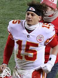 Patrick Mahomes could only watch and hope. He had already engineered what would go down as one of the most ...