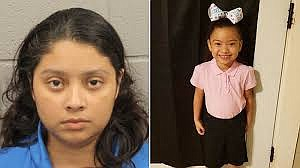 A Houston mother faced a judge Tuesday night after police say she confessed to hiding her 5-year-old's body inside an ...