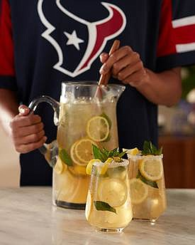 As we kick-off football season, Crown Royal wants you to crown your game day with this specialty Texans cocktail – ...