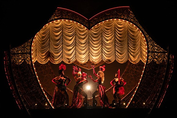 """""""Moulin Rouge"""" is a wildly fabulous, sexy, seductive, funny love story! """"Moulin Rouge"""" is an attitude, a way of life! ..."""