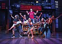 "Cast members from ""In the Heights,"" a sizzling summer musical that launches Portland Center Stage at The Armory's new 2019-20 season. The story follows a tight-knit group of friends and neighbors who struggle to achieve their dreams in New York's diverse Washington Heights neighborhood."