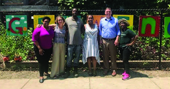 State Rep. Sonya Harper, D-Chicago, recently welcomed Illinois Department of Agriculture Director John Sullivan to Chicago to tour Growing Home, ...