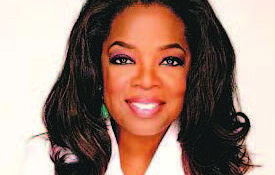 Oprah Winfrey (pictured) will headline the 17th annual Maya Angelou Women Who Lead Luncheon as keynote speaker on Saturday, Sept. 28.