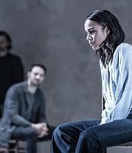 Tom Hiddleston, Zawe Ashton, Charlie Cox in 'Betrayal'