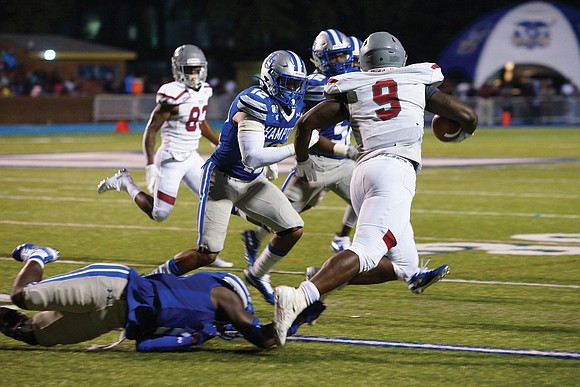 Virginia Union University has scaled one mountain. Now the Panthers are looking to climb another.