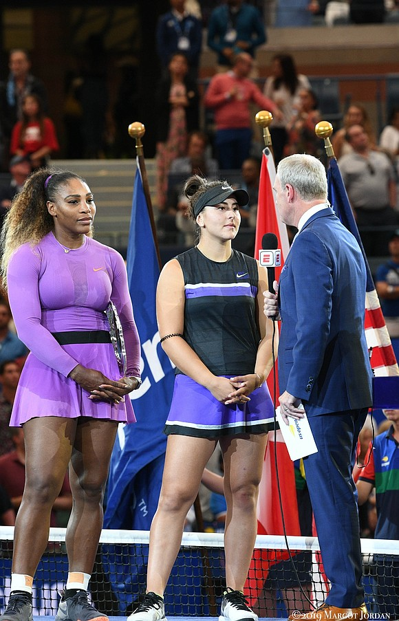 Serena Williams' quest for her 24th major singles title and a tie with Margaret Court for the most of all-time ...