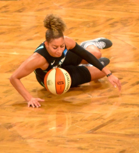 Another rough New York Liberty season came to an end on Sunday with a win over the Atlanta Dream, the ...