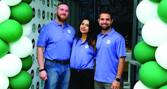 University of Illinois at Chicago business majors Safaa Sarefian, Rosemary Arevalo and Matt Carey are quickly learning that top-shelf brands ...