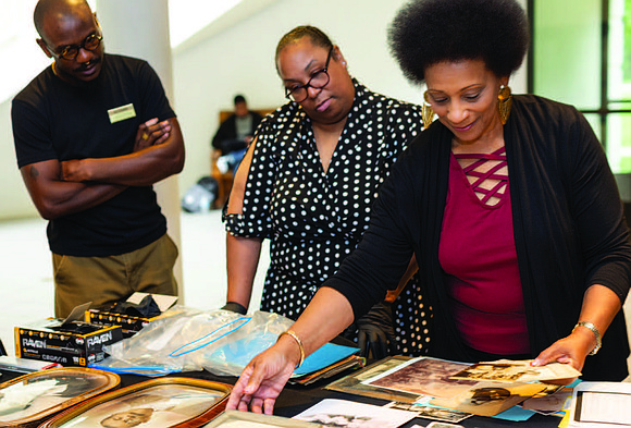 During September, Chicago State University, 9501 S. King Dr., is hosting the National Museum of African American History and Culture's ...