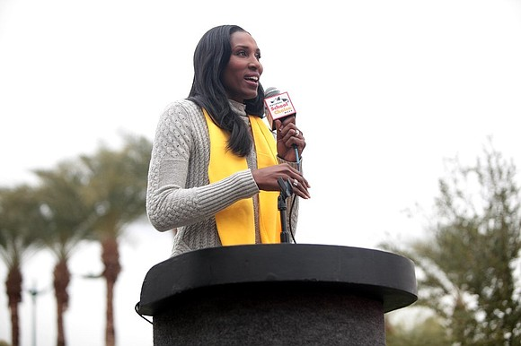 WNBA superstar and Olympic gold medalist Lisa Leslie will be the first female athlete honored with a statue outside of ...