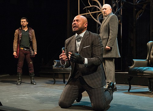 As the long season of the Oregon Shakespeare Festival nears it close, I don't want to miss the opportunity to ...