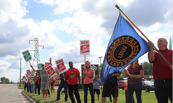 The largest labor strike in over a decade began on Monday, Sept. 16. It involves America's biggest carmaker.
