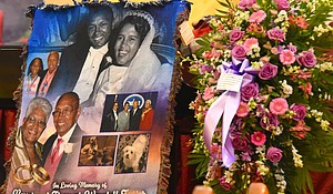 Funeral service for the late Rev. Wendell Foster