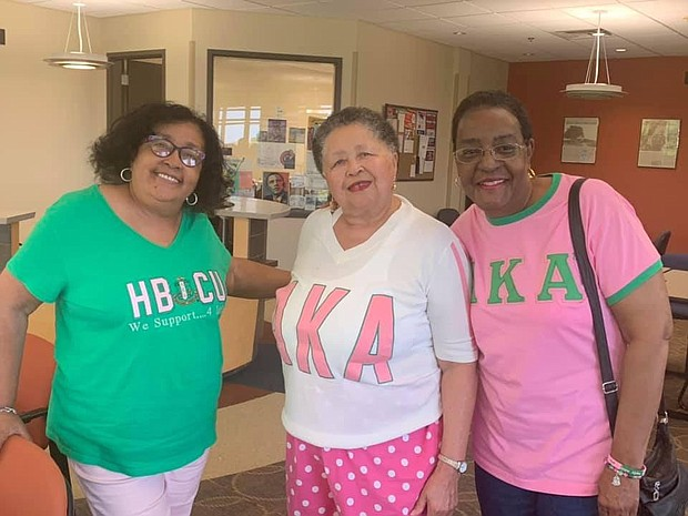 Alpha Alpha Alpha Omega Chapter of Alpha Kappa Alpha Soroity