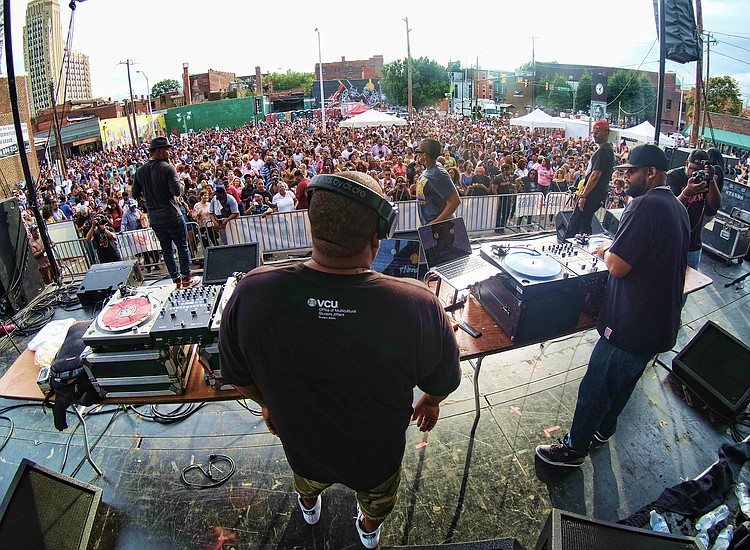 31st Annual 2nd Street Festival to rock Jackson Ward Oct. 5