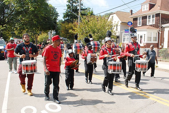 The Ninth annual Staten Island Black Heritage Parade/ Family Day took place last Saturday in Stapleton.