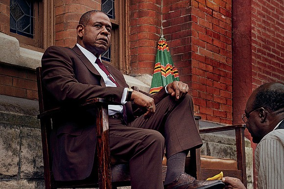"""In """"Godfather of Harlem"""" award-winning actor and producer Forest Whitaker gets it right as Harlem businessman of the streets, Bumpy ..."""