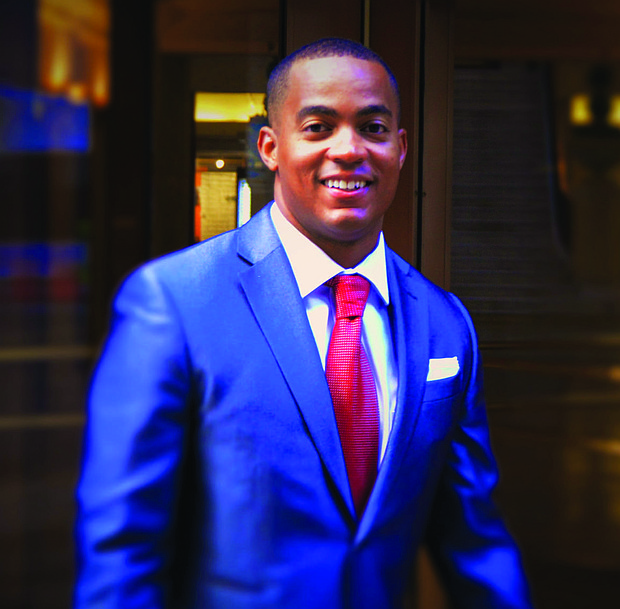 A.J. Patton, managing partner and CEO of 548 Capital LLC