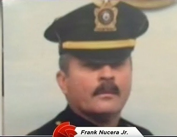 A former New Jersey police chief standing trial on...