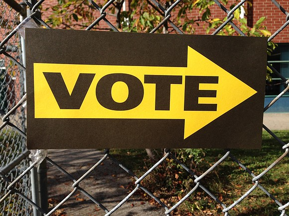 With voter fraud and voter suppression the talk of the midterms, the Advancement Project at the NAACP national office joined ...