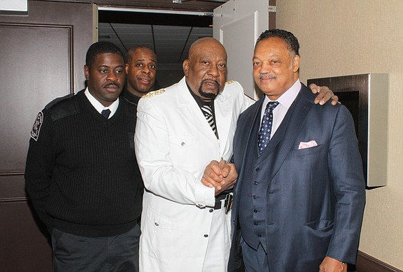 "Brooklyn is saying goodbye to Dr. James ""Rocky"" Robinson, the founder of the beloved lifesaving Bedford Stuyvesant Volunteer Ambulance Corp ..."