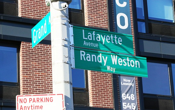 One year after pianist and composer Randy Weston was called by the ancestors his neighborhood street, the corner of Lafayette ...