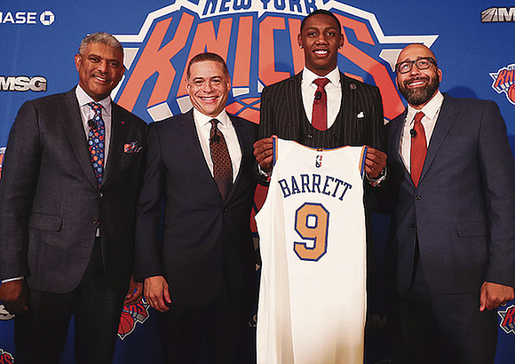 The Knicks held their annual Media Day event this past Monday, Sept. 30, in front of the opening of training ...