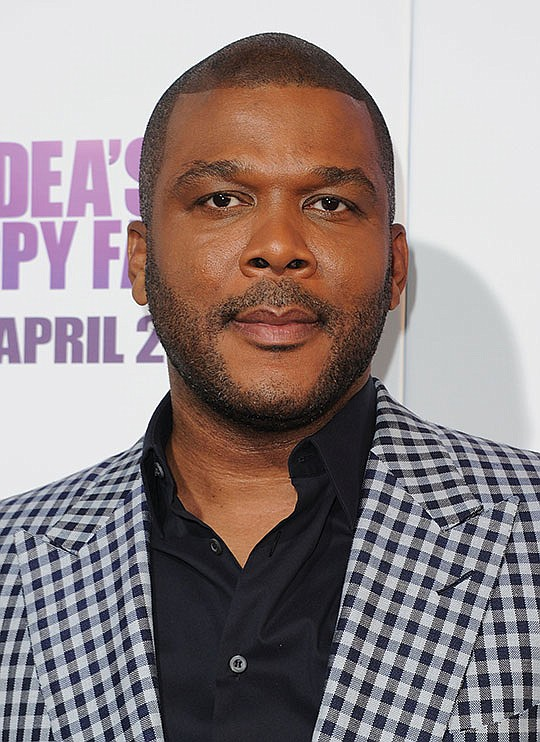 Color this week Tyler Perry Week. The actor and producer not only received..