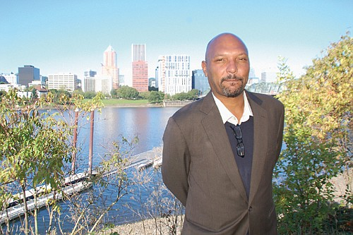 Mingus Mapps, a public policy consultant and former employee in Portland's Office of Civic Life, is running for the Portland City Council, challenging his former boss Portland City Commissioner Chloe Eudaly. Mapps lives in the Buckman neighborhood where he is raising his two sons.