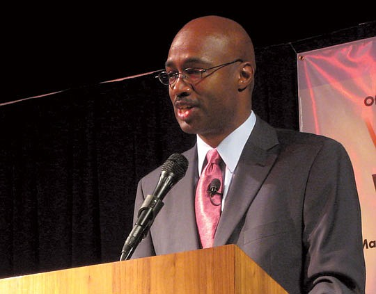 Late last month, Larry Irving was honored..