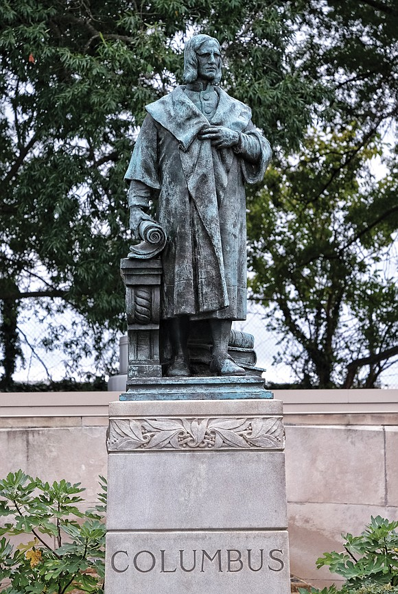 Richmond has long refused to recognize the annual federal Columbus Day holiday that will fall on Monday, Oct. 14, to ...