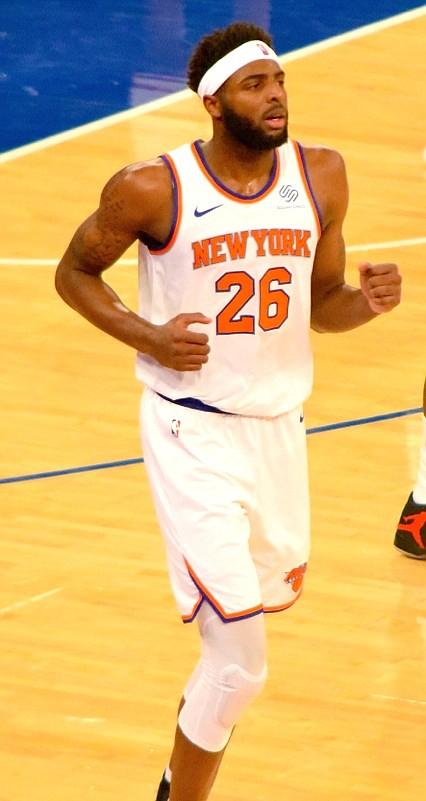 Mitchell Robinson