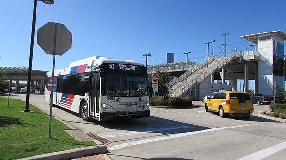 If you vote in Harris County, you'll find a request on the ballot next month from the Metropolitan Transit Authority ...