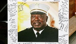 "Commander James ""Rocky"" Robinson Jr."