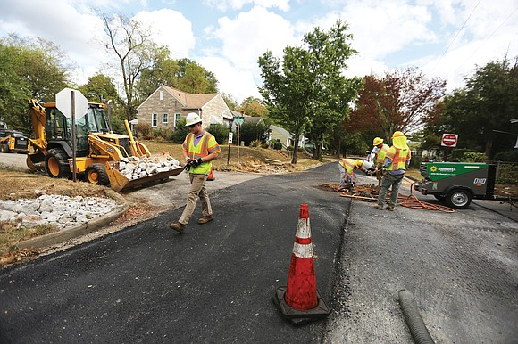Every year, Richmond receives about $28 million from the state for street maintenance. But it turns out virtually all of ...