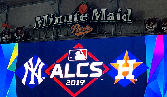 Through 162 games throughout the 2019 Major League Baseball season, you could feel it coming. Each team watching each other ...