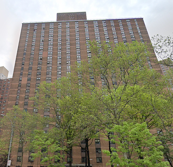 Residents of Holmes Towers and Isaacs House and organizers of the Justice Center en el Barrio, formed under the Holmes-Isaacs ...