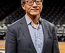 Joe Tsai, new owner of the Brooklyn Nets