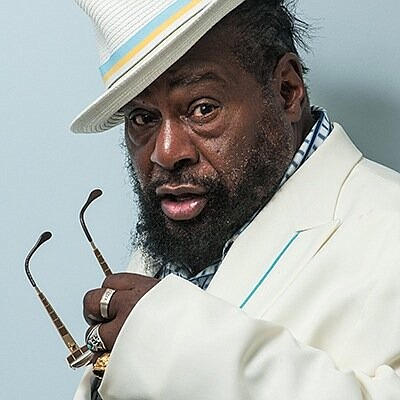 Parliament Funkadelic stars George Clinton and...
