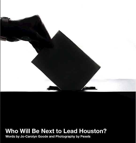 Eleven candidates have stepped up willing and ready to lead Houston into the future. All seem to agree that one ...