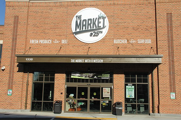 It is important that the community supports and stands behind The Market@25th.