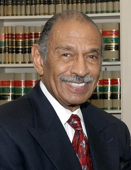 Former U.S. Rep. John Conyers, one of the longest...