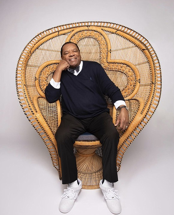 "Actor-comedian John Witherspoon, who memorably played Ice Cube's father in the ""Friday"" films, has died."