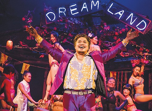 "Broadway in Portland opens a new season with ""Miss Saigon"" playing Tuesday, Nov. 5 though Saturday, Nov. 10 at Keller ..."