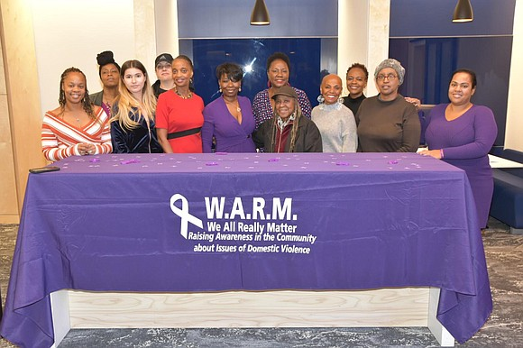 Non-profit organization fighting against domestic violence, WARM (WE ALL REALLY MATTER), hosted its ninth annual domestic violence forum at the ...